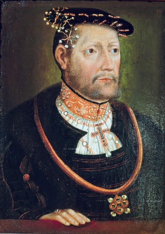 Porträt von Meister MS