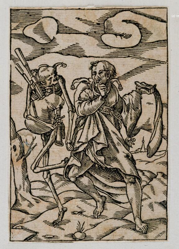 Totentanz von Monogrammist GS