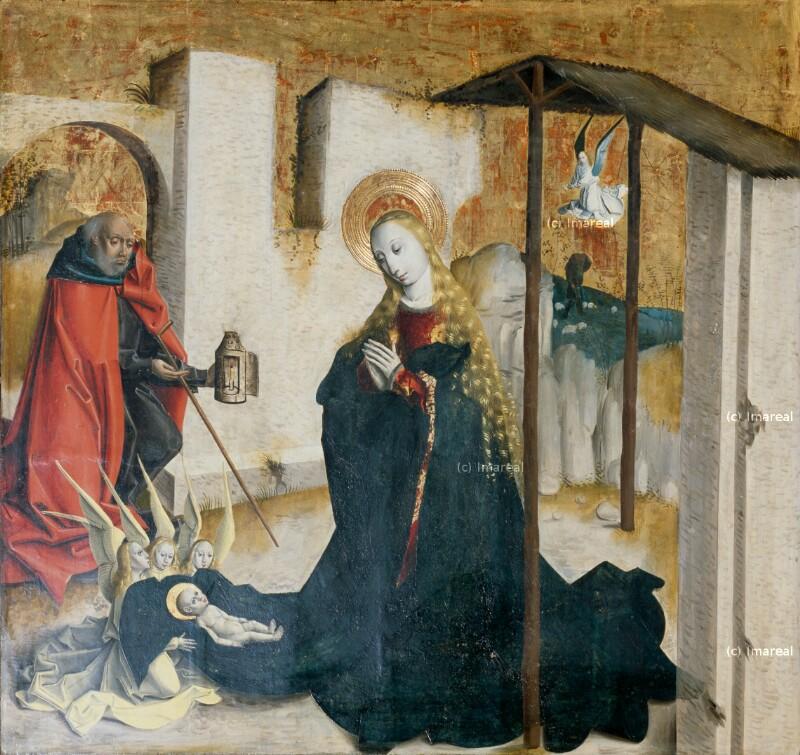 Geburt Christi von Meister von Spisska Kapitula