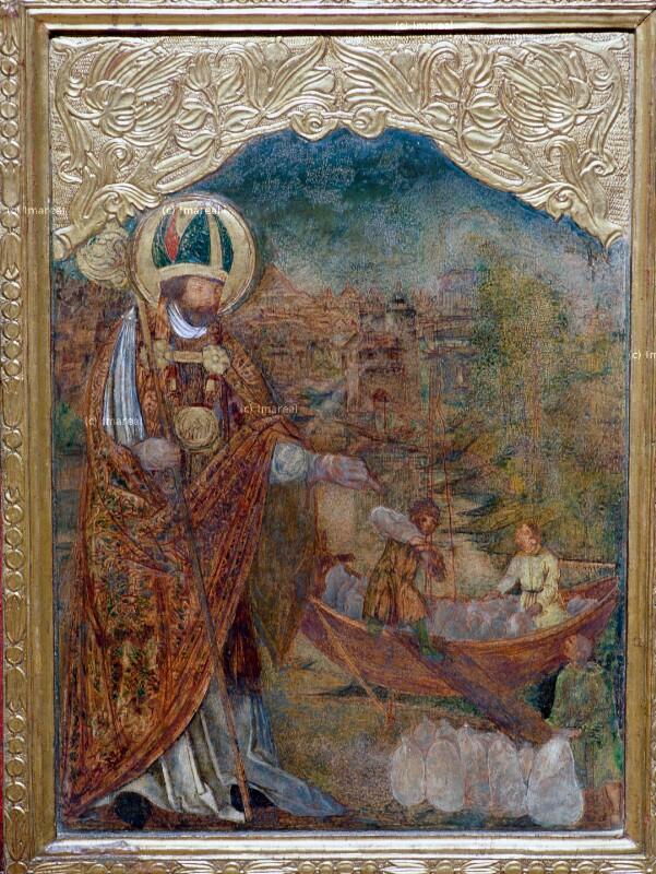 Getreidewunder des Hl. Nikolaus
