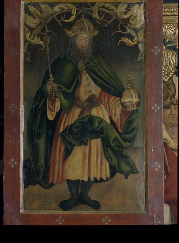 Hl. Stephan von Ungarn von Stoss Johann