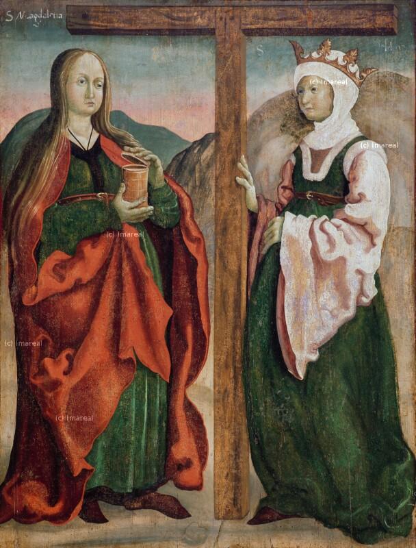 Hl. Maria Magdalena von Vicentius von Hermannstadt