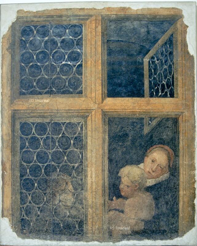 Mutter mit Kind von Kager Johann Mathias