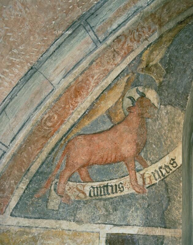 Evangelistensymbol Lukas von
