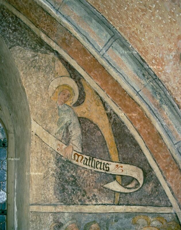 Evangelistensymbol Matthäus von