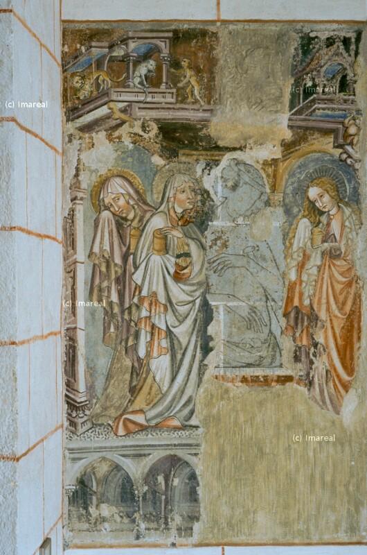 Drei Marien am Grab Christi von