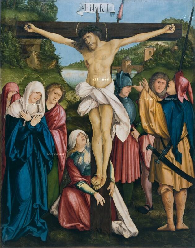 Kreuzigung Christi von Schäufelein Hans
