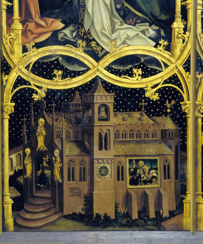 Santa Maria Maggiore von Holbein Hans der Ältere