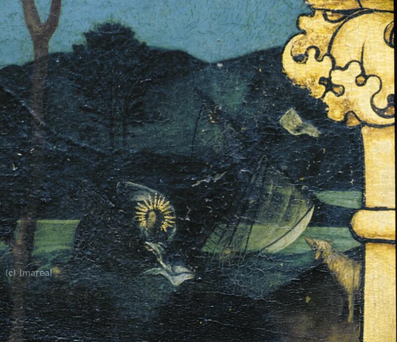 Errettung vor Schiffbruch durch den Hl. Paulus von Holbein Hans der Ältere