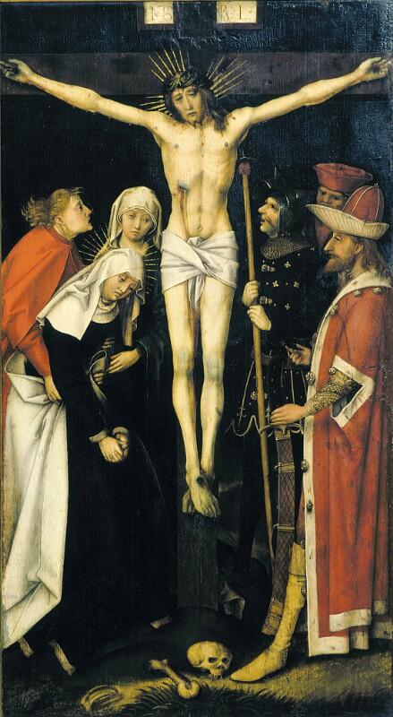 Kreuzigung Christi von Holbein Hans der Ältere