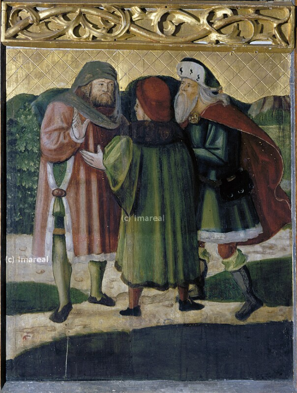 Hl. Sippe von Cranach-Vorlage