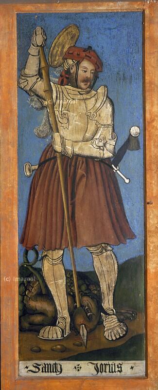 Hl. Georg von Schick Jakob