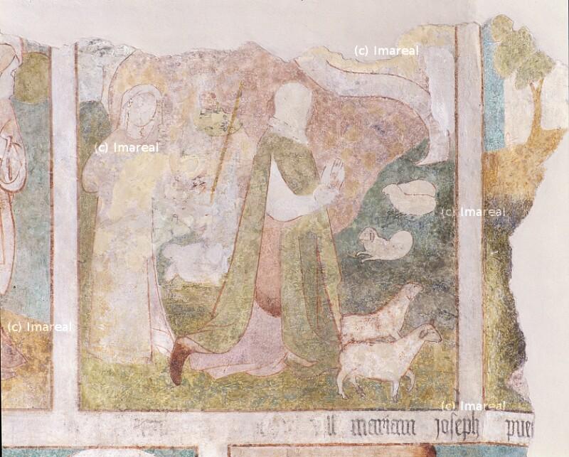 Hl. Joachim bei den Hirten von Strigel Hans der Ältere