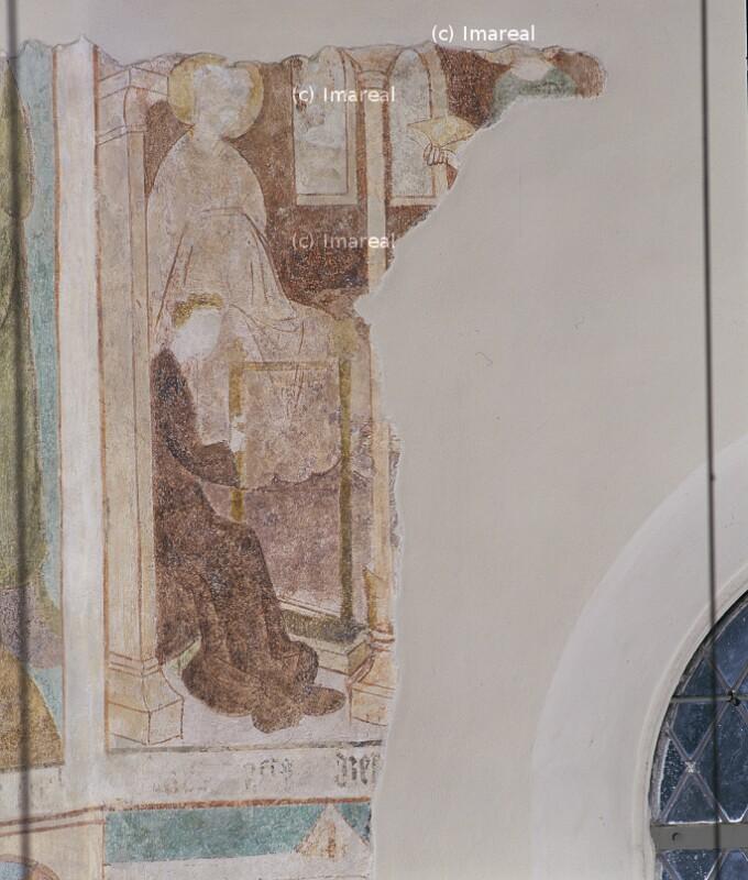 Hl. Maria als Tempeljungfrau von Strigel Hans der Ältere