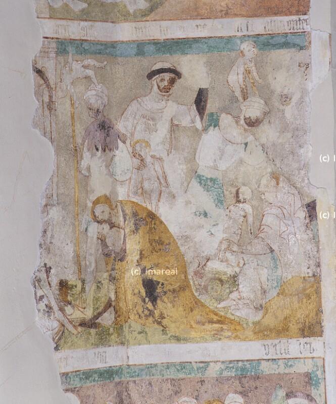 Bethlehemitischer Kindermord von Strigel Hans der Ältere