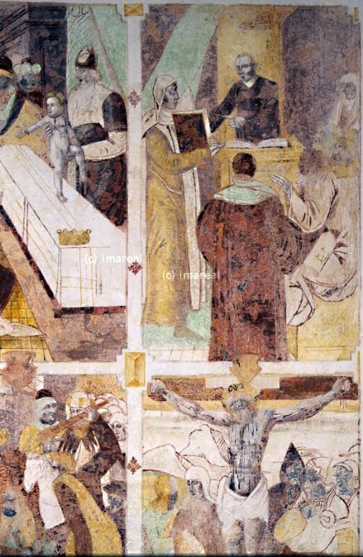 Zwölfjähriger Jesus im Tempel von