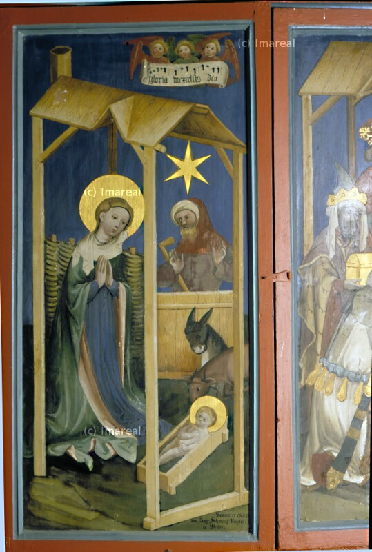 Geburt Christi von Strigel Hans der Ältere