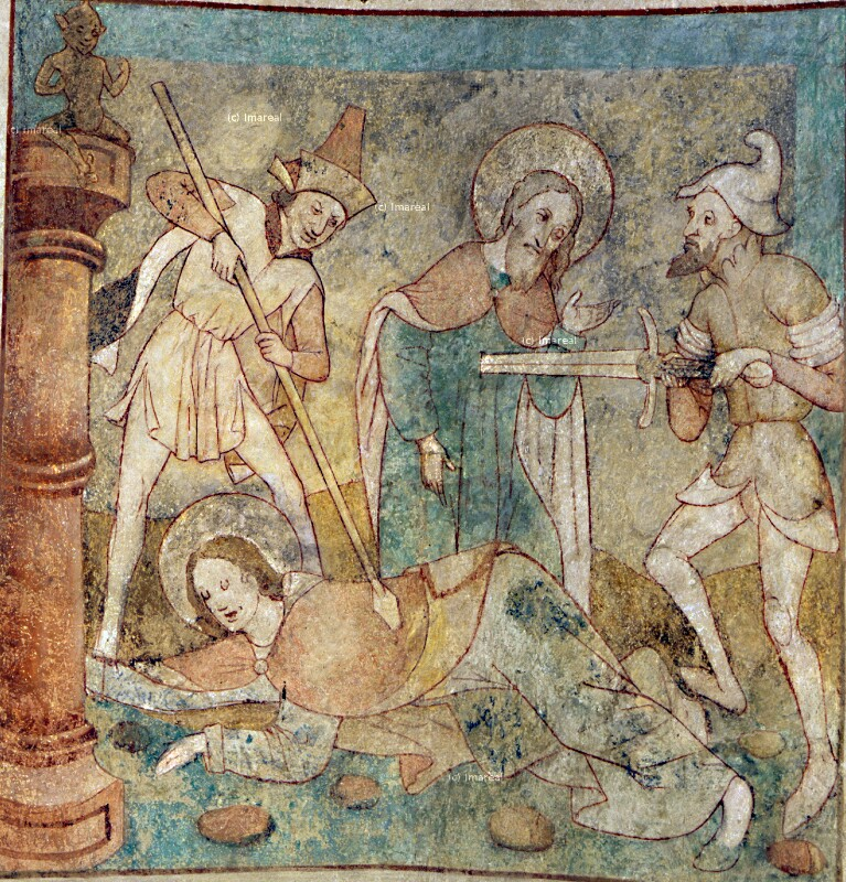 Martyrium des Hl. Simon