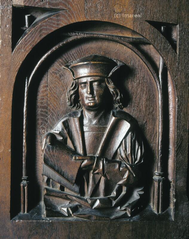Patrizier von Dapratzhaus Hans