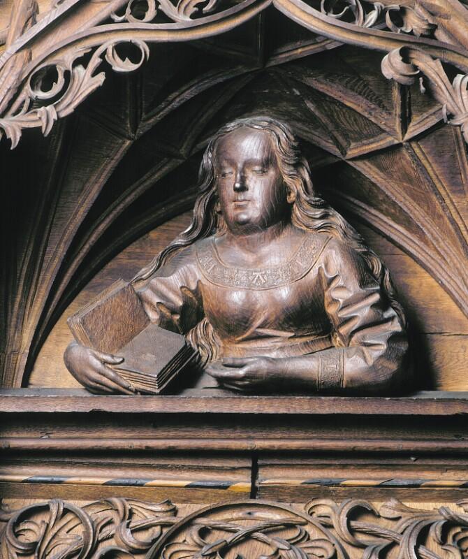 Europäische Sibylle von Dapratzhaus Hans
