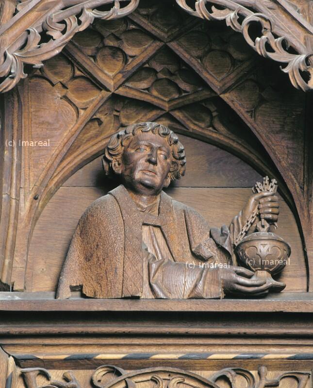 Geistlicher von Dapratzhaus Hans