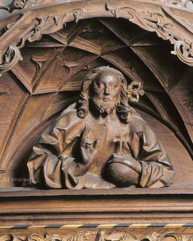 Christus von Dapratzhaus Hans