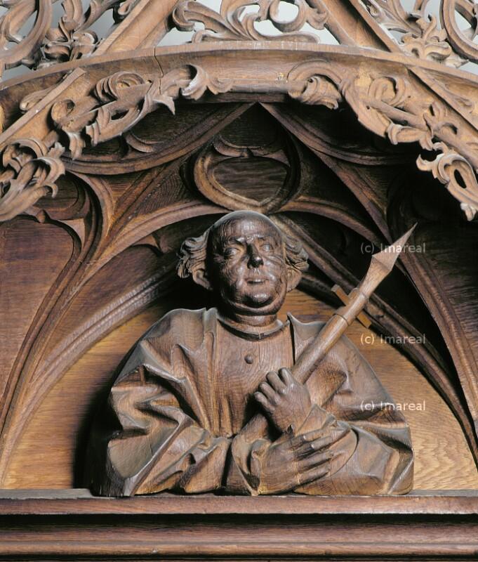 Hl. Thomas von Dapratzhaus Hans