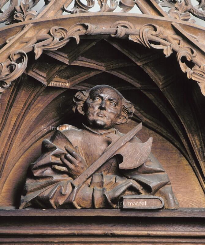 Hl. Matthäus von Dapratzhaus Hans
