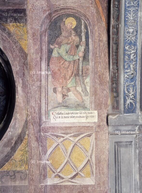 Hl. Christophorus von Strigel Bernhard