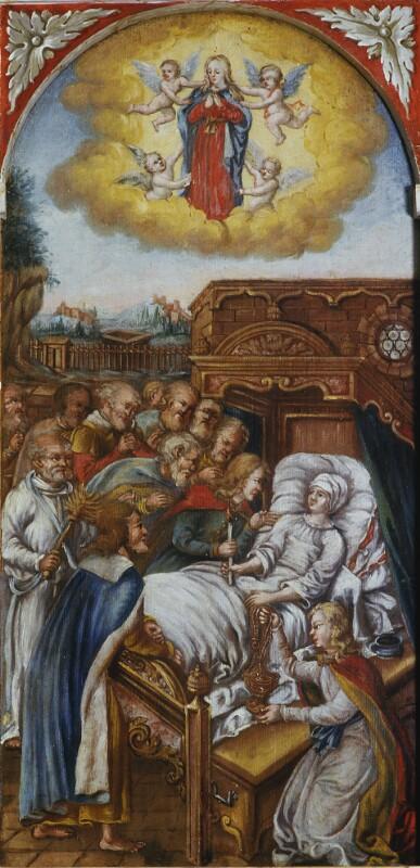 Tod Mariens von Heidelberger Thomas