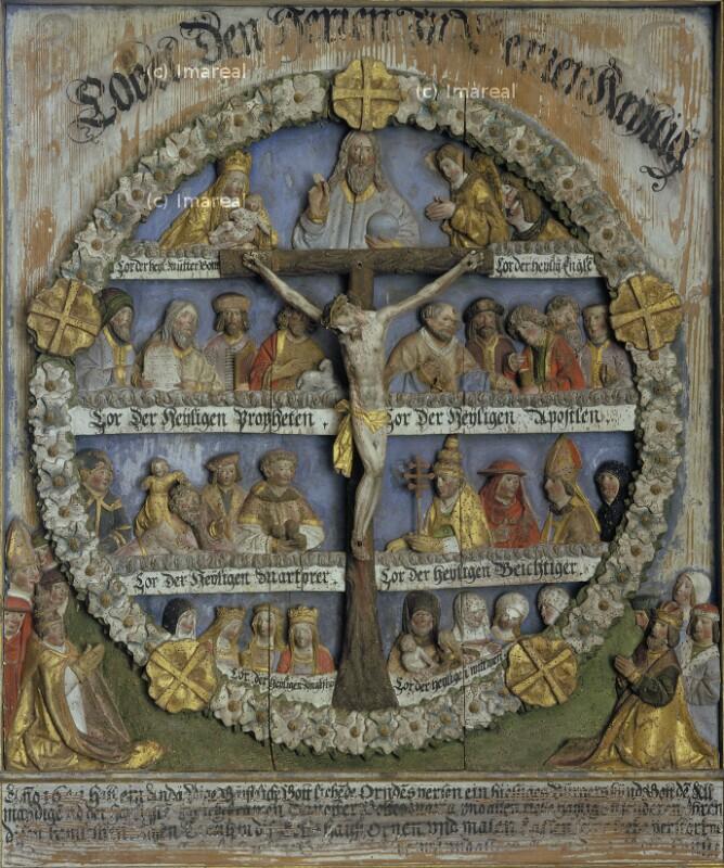 Kruzifixus von