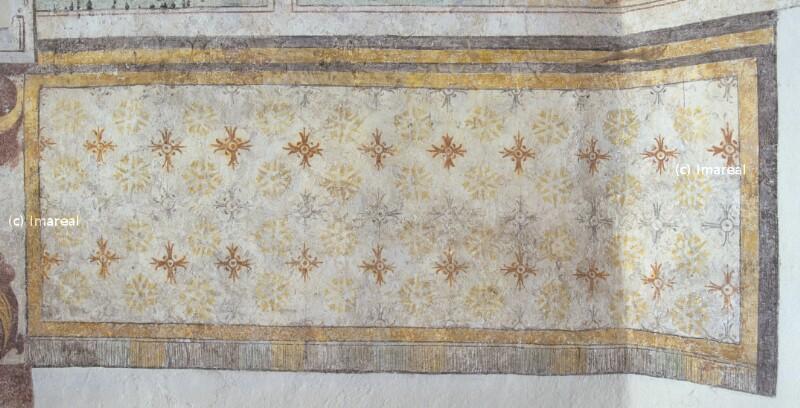 Wandbehang von Strigel-Umkreis