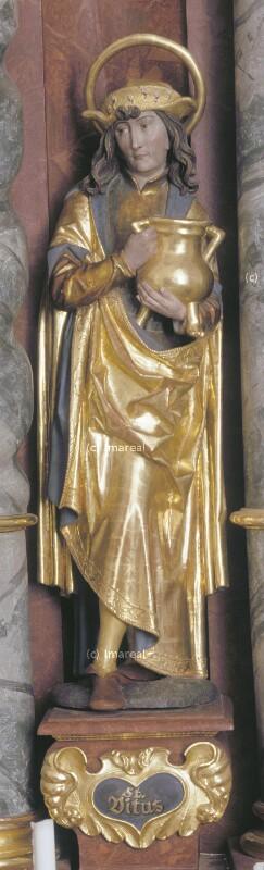 Hl. Vitus von Weckmann Niclaus