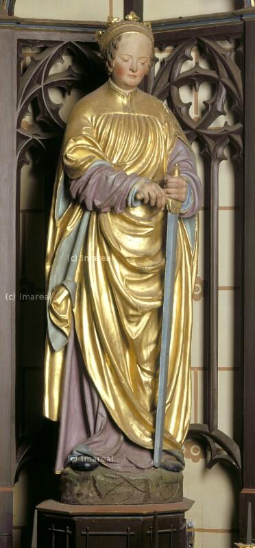 Hl. Katharina von Thoman Hans