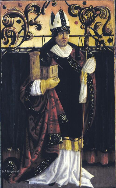 Hl. Wolfgang von Guckh Gordian
