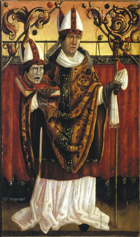 Hl. Dionysius von Guckh Gordian