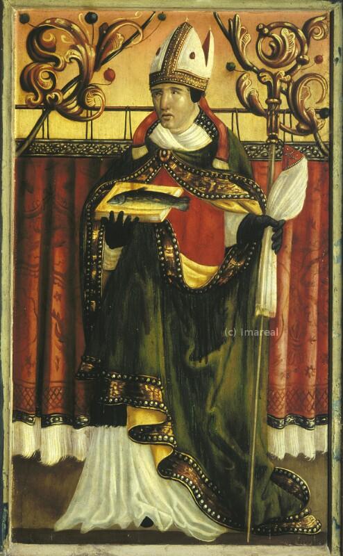 Hl. Ulrich von Guckh Gordian