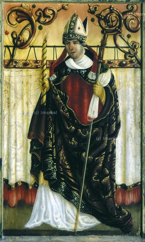 Hl. Blasius von Guckh Gordian