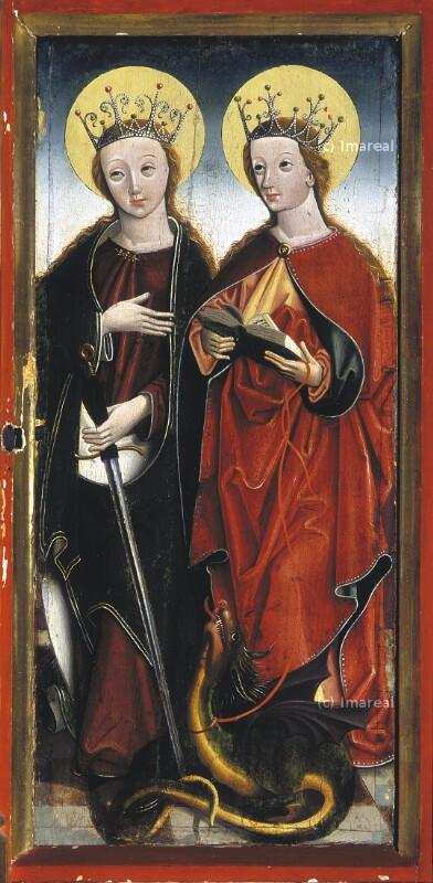 Hl. Katharina von Astl-Umkreis
