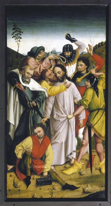 Gefangennahme Christi von
