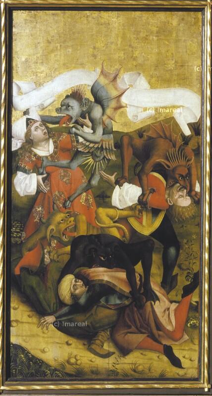 Teufel entführen Geilana von