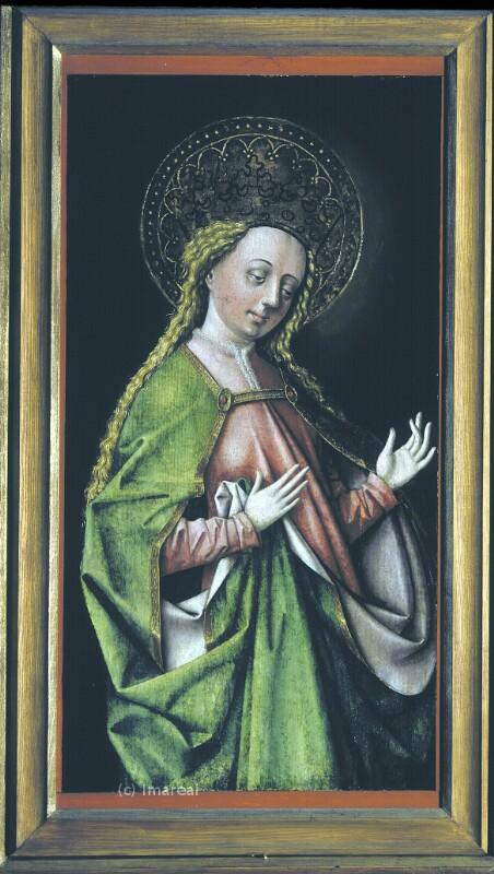 Hl. Barbara von Frueauf-Umkreis