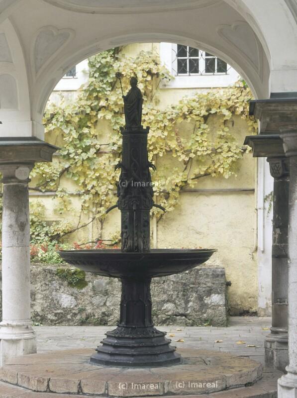 Brunnen von Rännacher Lienhart