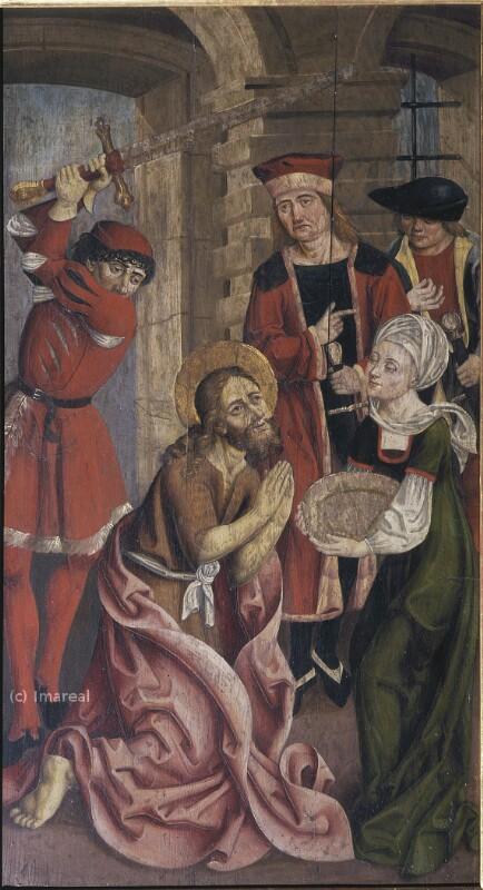 Enthauptung des Hl. Johannes des Täufers