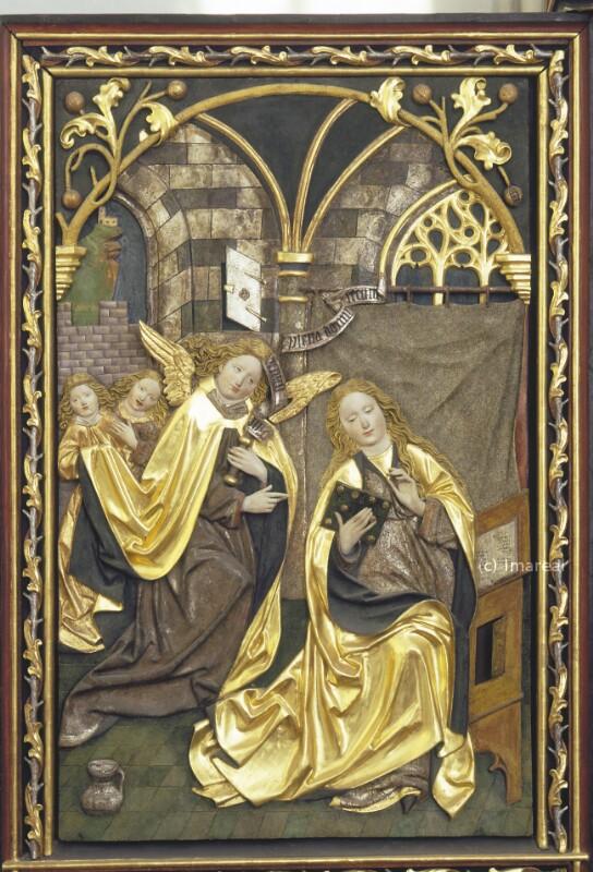 Verkündigung an Maria von