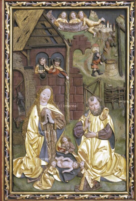 Geburt Christi von