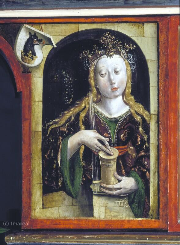 Hl. Maria Magdalena von