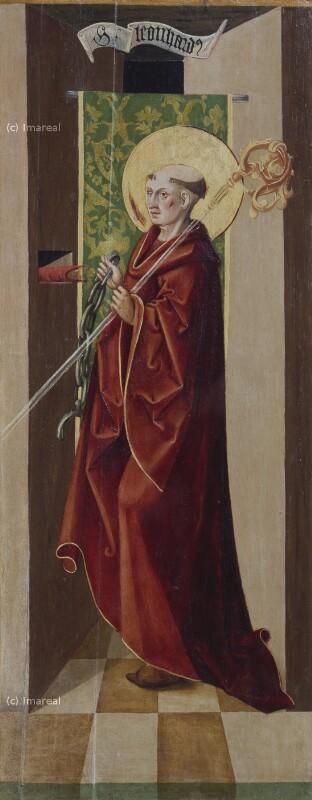 Hl. Leonhard von