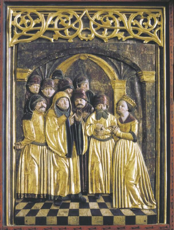 Disputation der Hl. Katharina mit den Philosophen