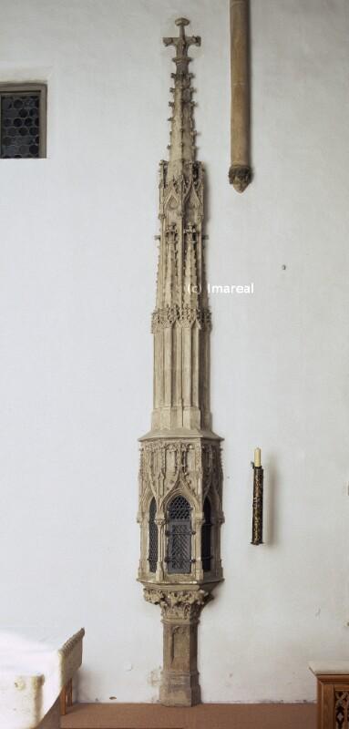 Sakramentshaus von Rottritzer Matthäus-Umkreis